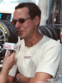 Butch Leitzinger interviewed