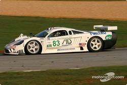 Graham Nash Motorsport Saleen S7R