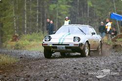 #229  Ben Wellemeyer, Grady May, Lacy, WA/Tumwater, WA,'84 Mazda RX-7