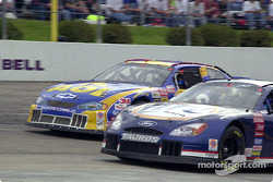 Rusty Wallace shooting under Jeff Green