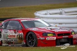 #23 Castrol Pitwork GT-R