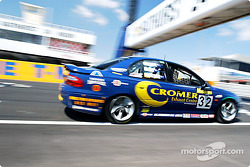 Cromer Exhaust Racing Holden Commodore