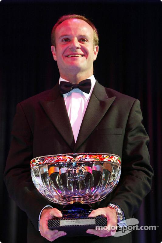 Rubens Barrichelllo (second)