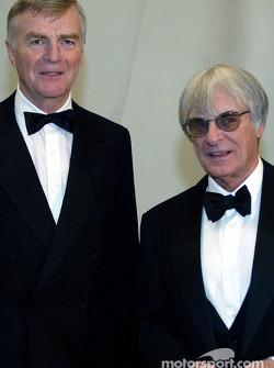Max Mosley y Bernie Ecclestone
