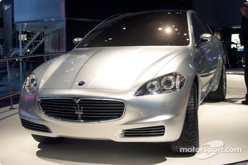 Maserati Kubang Concept at North American International Auto Show ...