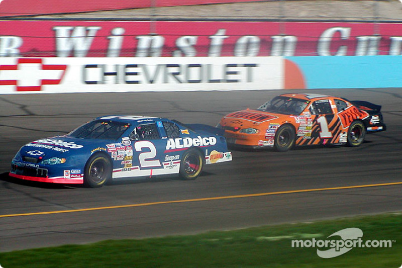 Johnny Sauter and Jimmy Spencer