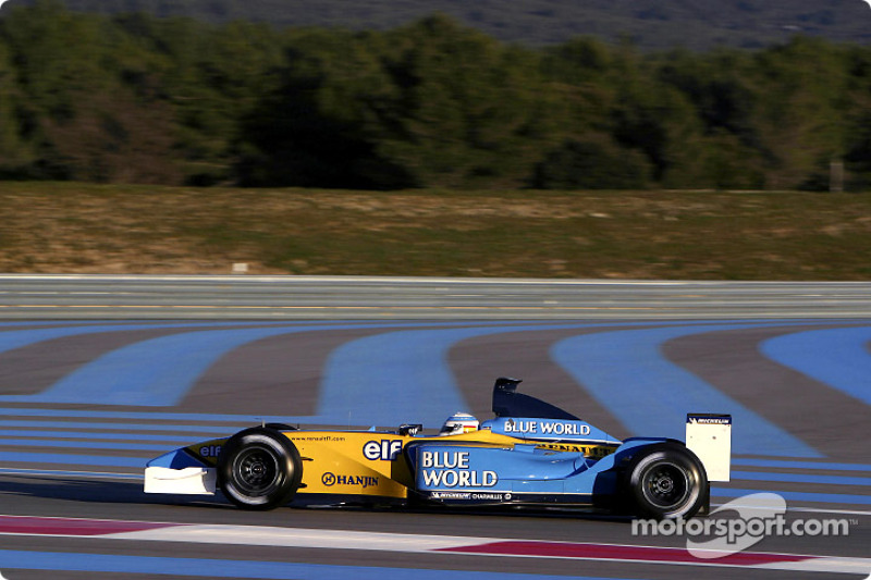 Diseño Renault 2003