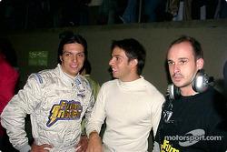 Tarso Marques and Juliano Moro