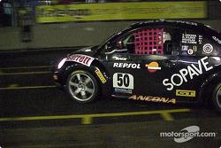 Paul Fleming (president of Brazil Volskwagen) return to race