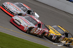 Kurt Busch, Sterling Marlin and Matt Kenseth