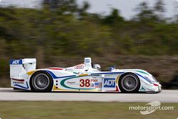 ADT Champion Racing presentation