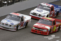 Rick Crawford, Travis Kvapil and Jason Leffler