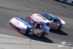 Christian Fittipaldi and Ken Schrader