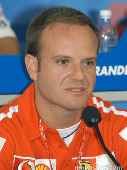 Thursday press conference: Rubens Barrichello