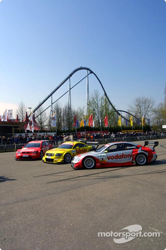 Die DTM-Autos 2003