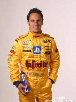 Abt Sportsline drivers presentation: Laurent Aiello