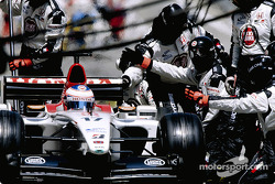 Pitsop for Jenson Button