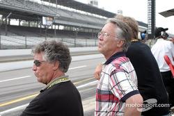 Mario and Aldo Andretti