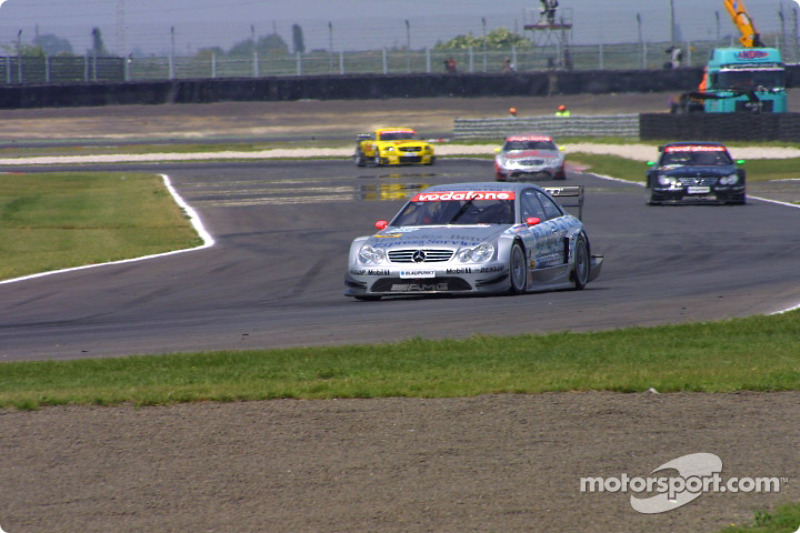 Christijan Albers leads the field