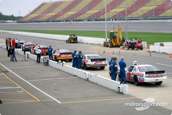 Track Time's Stock Cars