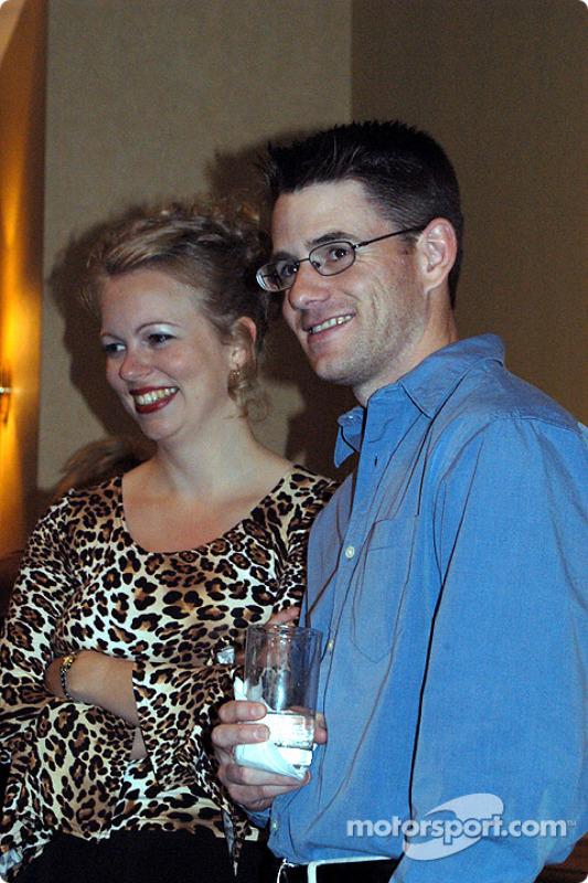 Paul and Tonya Dana