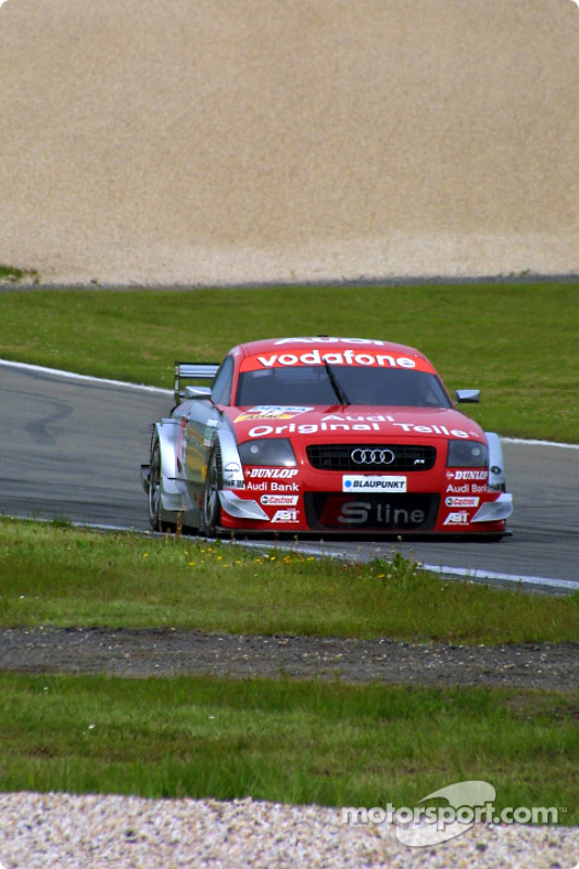 Peter Terting, Abt Sportsline Juniorteam, Abt-Audi TT-R 2002