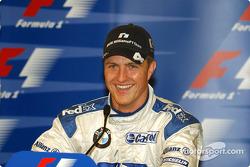 Press conference: pole winner Ralf Schumacher