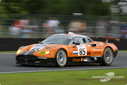 #85 Team Orange Spyker Spyker C8 Double12R: Norman Simon, Hans Hugenholtz, Tom Coronel