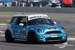 #98 Rasmussen Motorsports Mini Cooper S: Vesko Kozarov, Pratt Cole