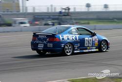 #69 Honda of America Racing Team Acura RSX-S: Chad Gilsinger, Shawn Allen
