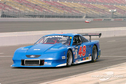 #48 Heritage Motorsports Mustang: Tommy Riggins, Dave Machavern