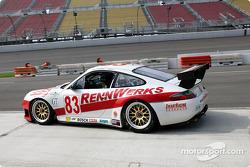 #83 Rennwerks Porsche GT3 RS