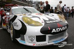 #83 Seikel Motorsport Porsche 911 GT3-RS