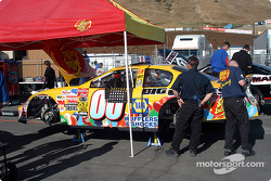 Jim Inglebright's car