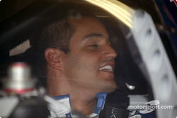 Juan Pablo Montoya enjoyed driving Jeff Gordon's DuPont Chevrolet