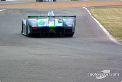 #17 Pescarolo Sport Courage C60-Peugeot: Jean-Christophe Boullion, Franck Lagorce, Stephane Sarrazin