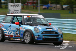 #21 Nuzzo Motorsports Mini Cooper S: Bill Keith, Eugene McGillycuddy, Shane Lewis