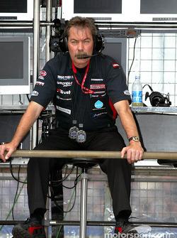 Minardi team member