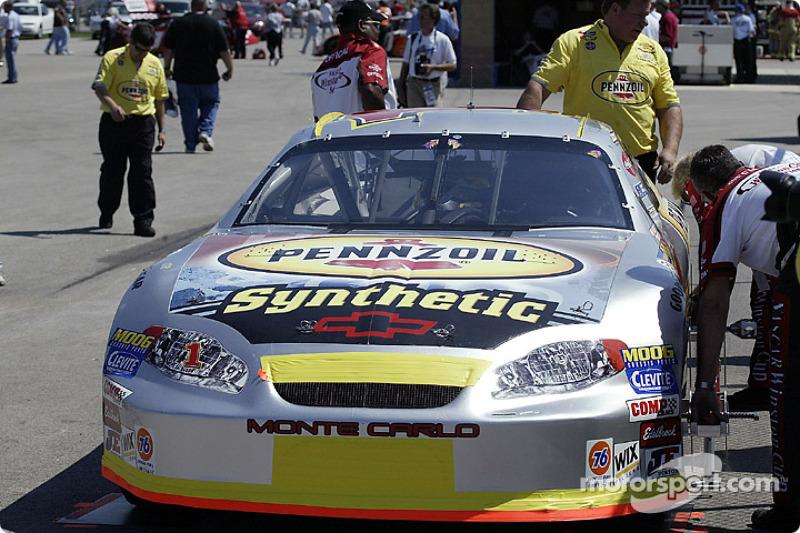 Jeff Green's car