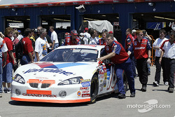 Johnny Benson's car