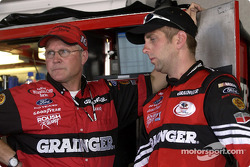 Greg Biffle and crew chief Randy Goss