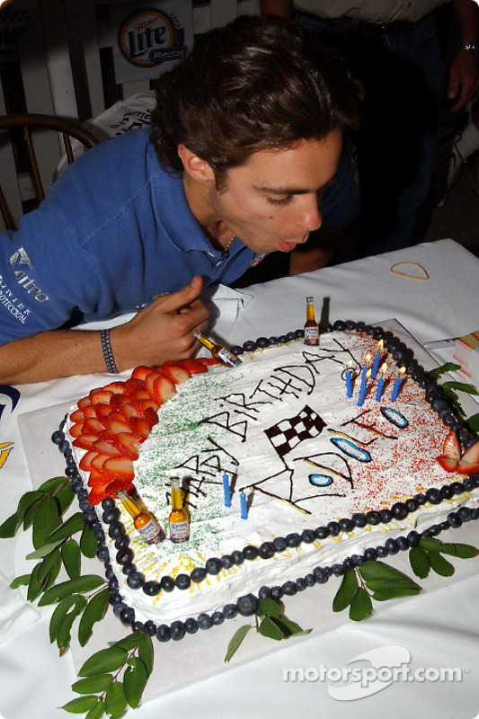 Rodolfo Lavin célèbre son anniversaire