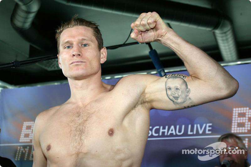 DTM vs boxing event: Danny Green