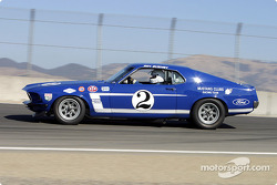 #2 1969 Boss 302 Mustang