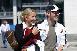 Jacques Villeneuve and Jules