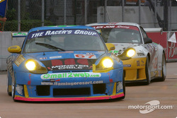 #67 The Racer's Group Porsche 911 GT3RS: Jeff Zwart, Pierre Ehret