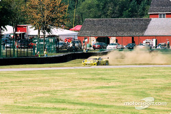 #8 G&W Motorsports BMW Picchio DP2: Darren Law, Patrick Huisman