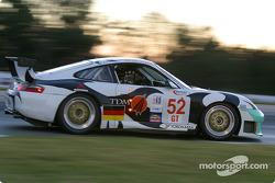 #52 Seikel Motorsport Porsche 911 GT3 RS: Tony Burgess, Philip Collin, Andrew Bagnall