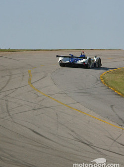 #20 Dyson Racing Team Lola EX257/AER: Christopher Dyson, Chad Block, Didier De Radigues