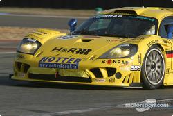 #66 Konrad Motorsport Saleen S7R: Franz Konrad, Toni Seiler, Wolfgang Kaufmann